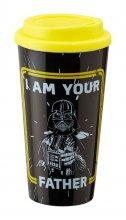 Star Wars Fathers Day Cestovní Hrnek I Am Your Father