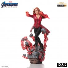 Avengers: Endgame BDS Art Scale Socha 1/10 Scarlet Witch 21 cm