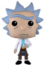 Rick a Morty POP! Animation Vinylová Figurka Rick 9 cm