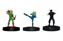DC Comics HeroClix: Green Arrow and the Justice Society Monthly