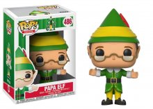 Elf POP! Movies Vinylová Figurka Papa Elf 9 cm