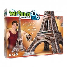 Wrebbit The Classics Collection 3D Puzzle La Tour Eiffel