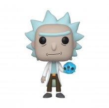 Rick & Morty POP! Animation Vinylová Figurka Rick with Crystals