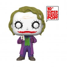 Joker Super Sized POP! Movies Vinylová Figurka Joker 25 cm