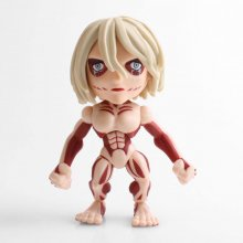Attack on Titan Action Figure Titan Annie (Crying) SDCC 2017 13