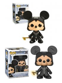 Kingdom Hearts POP! Disney Figures Organization 13 Mickey 9 cm A