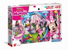 Disney Floor Puzzle Minnie Happy Helpers