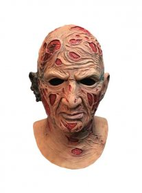 A Nightmare On Elm Street Deluxe latexová maska Freddy Krueger