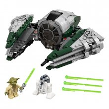 LEGO Star Wars The Clone Wars Yoda's Jedi Starfighter
