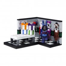 Five Nights at Freddy´s Small Construction Set Paper Pals Party