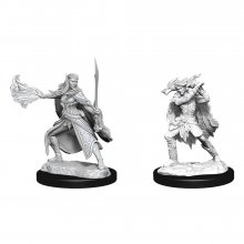 D&D Nolzur's Marvelous Miniatures Unpainted Miniatures Winter El