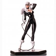 Marvel Comics soška 1/10 Black Cat 18 cm Iron Studios