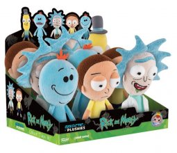 Rick and Morty Funko Plushies Plyšák 18 - 20 cm Display (9