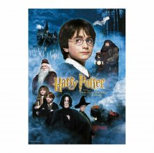 Harry Potter skládací puzzle Harry Potter and the Sorcerer's Sto
