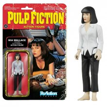 Pulp Fiction ReAction akční figurka Mia Wallace 10 cm