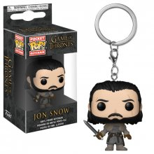 Game of Thrones Pocket POP! Vinyl Keychain Jon Snow (Beyond the