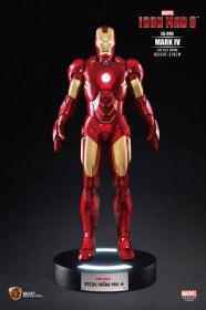 Iron Man 3 Life-Size Socha Iron Man Mark IV 210 cm