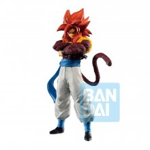 Dragon Ball Z - Dokkan Battle Ichibansho PVC Socha SSJ 4 Gogeta