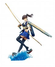Kantai Collection PVC Socha Kaga 23 cm