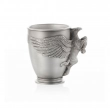 Harry Potter Pewter Collectible Espresso Hrnek Hippogriff