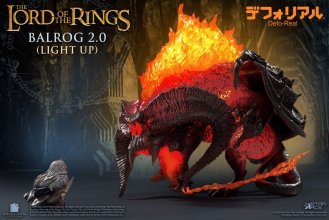 Lord of the Rings Defo-Real Series Soft Vinyl světelný efekt Fig