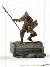 Lord Of The Rings BDS Art Scale Socha 1/10 Armored Orc 20 cm