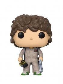 Stranger Things POP! TV Vinylová Figurka Dustin Ghostbuster 9 cm