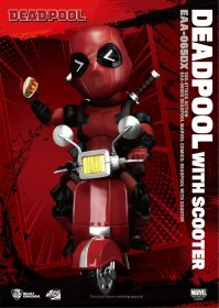 Marvel Comics Egg Attack Akční figurka Deadpool Deluxe Ver. 17 c