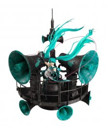 Character Vocal Series 01: Hatsune Miku PVC Socha 1/8 Love is W