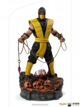 Mortal Kombat Art Scale Socha 1/10 Scorpion 22 cm