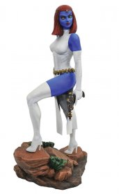 Marvel Comic Premier Collection Socha Mystique 28 cm