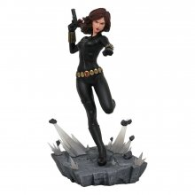 Marvel Comic Premier Collection Socha Black Widow 28 cm