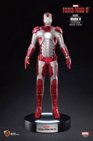 Iron Man 3 Life-Size Socha Iron Man Mark V 210 cm