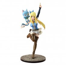 Fairy Tail Final Season PVC Socha 1/8 Lucy Heartfilia 23 cm
