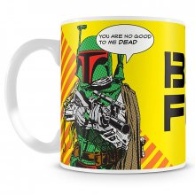 Star Wars hrnek Boba Fett Coffee Hrnek