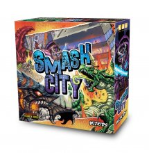 WizKids desková hra Smash City *English Version*