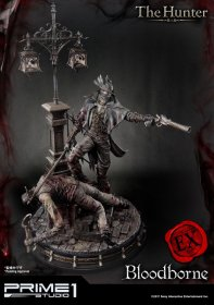 Bloodborne The Old Hunters Statue The Hunter & The Hunter Exclus