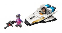 LEGO® Overwatch® Tracer vs. Widowmaker