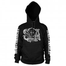 Sons of Anarchy hoodie mikina SOA Charming Reaper
