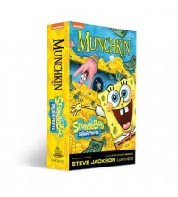 Munchkin karetní hra Spongebob *English Version*