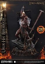 Lord of the Rings Socha 1/4 Uruk-Hai Berserker Deluxe Version 9