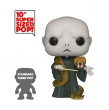 Harry Potter Super Sized POP! Movies Vinylová Figurka Voldemort
