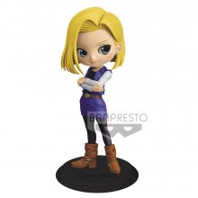Dragon Ball Z Q Posket mini figurka Android 18 Ver. A 14 cm