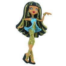 Monster High dětská mini figurka Cleo de Nile 10 cm
