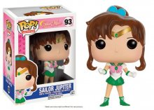 Sailor Moon POP! Animation Vinylová Figurka Sailor Jupiter 9 cm