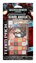 Warhammer 40,000 Dice Masters Team Pack Blood Angels - Black Rag