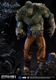 Batman Arkham Origins Socha Killer Croc 90 cm