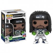 NFL POP! Football figurka Richard Sherman (Seattle Seahawks)