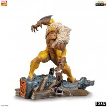 Marvel Comics BDS Art Scale Socha 1/10 Sabretooth 21 cm