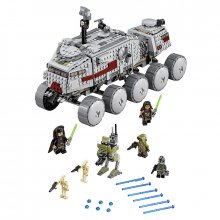 LEGO Star Wars Episode III Clone Turbo Tank 75151